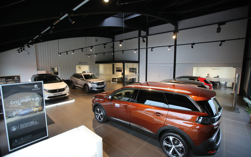 Showroom AR Automobiles
