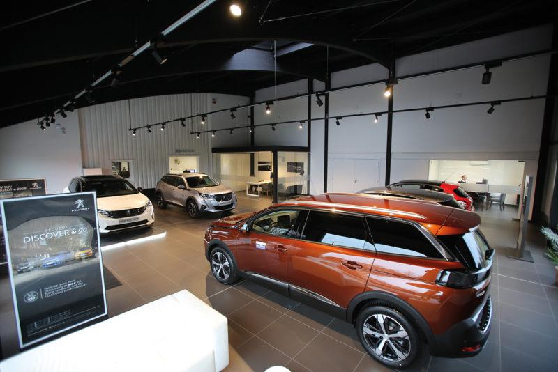 Showroom AR Automobiles