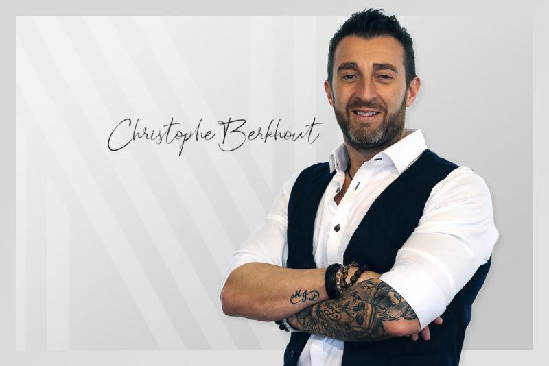 Portrait de Christophe Berkhout
